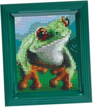 Pixelhobby Frosch