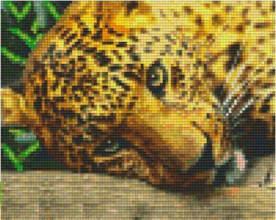 Pixelvorlage Gepard